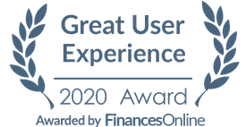 Great User Experience 2020 Award