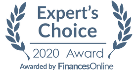 Expert's Choice 2020 Award